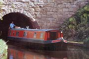 Leaving a tunnel