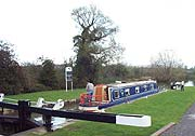 A typical rural lock
