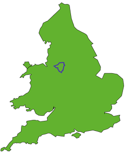Cheshire Ring Location