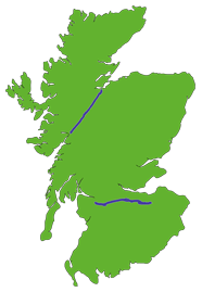 Scotland Canals Location